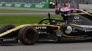 Formula 1, Hulkenberg punta quota 100