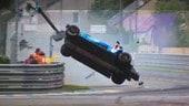 Le Mans, Villorba: si lavora per riparare la macchina in tempo