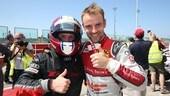 GT Italiano,Green debutta e vince a Misano con Baruch e Audi