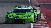GT Italiano, trionfo Lamborghini nella seconda manche di Misano