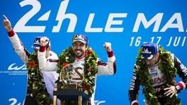 24 Ore di Le Mans 2018, Alonso cavaliere nella notte