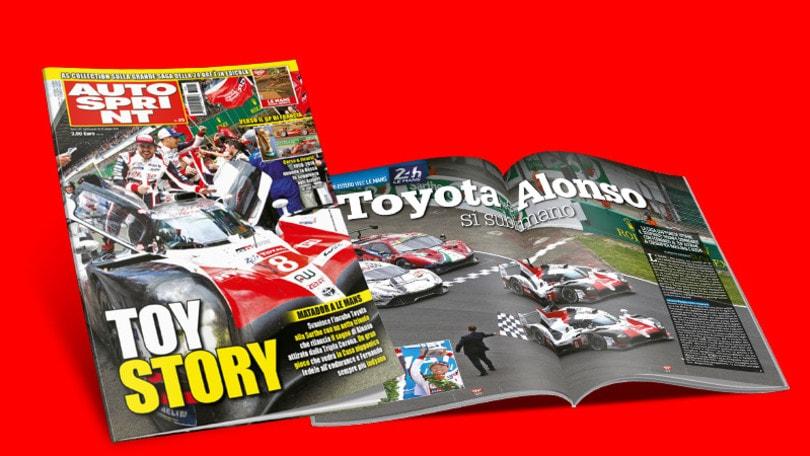 L'editoriale del Direttore: Le Mans, la leggenda è uguale per tutti