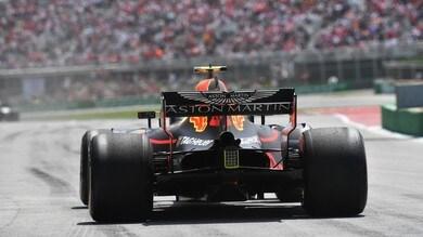 Formula 1, Red Bull correrà con power unit Honda