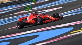 Formula 1 Francia, Vettel: c'è il passo, il giro secco arriverà