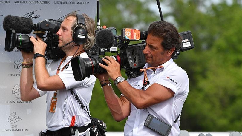 F1 Austria, Vettel sulla Ferrari: