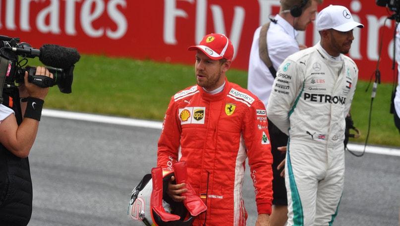 F1 Austria, Arrivabene e l'orgoglio Ferrari: