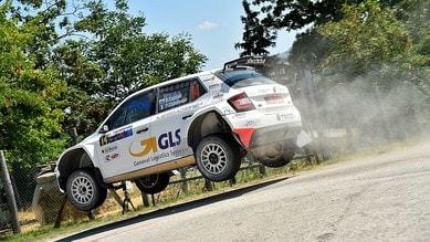 Rally San Marino: vinceCeccoli su Skoda, profeta in patria