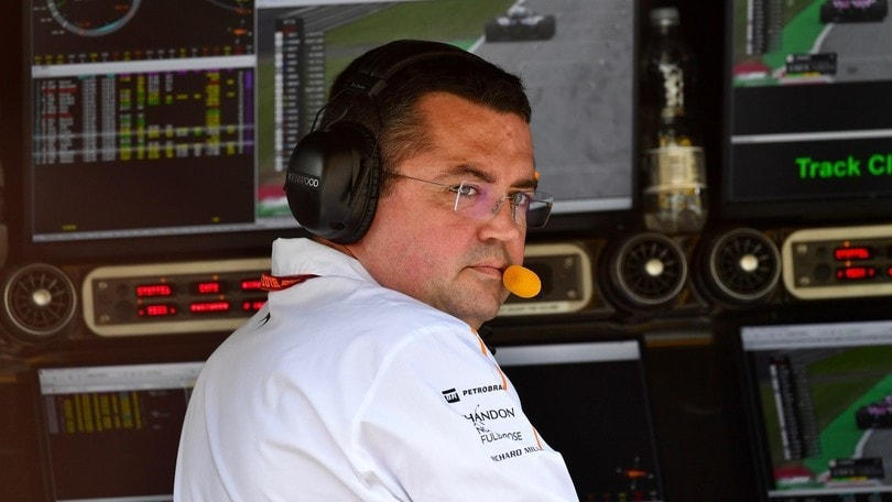 McLaren F1 annuncia dei cambiamenti nella leadership della struttura