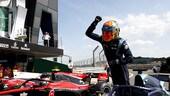 F2 Silverstone,Albon batte Russell al pit-stop