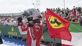 Formula 1 Silverstone, Corsaro Vettel spezza la magia Mercedes