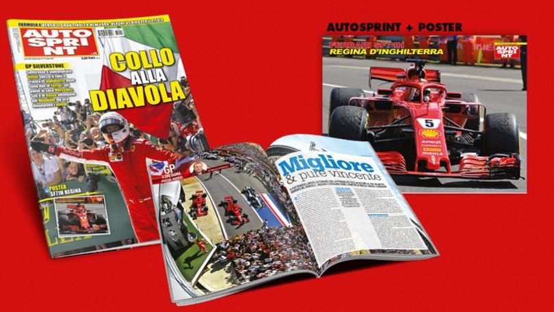 L'editoriale del Direttore: quanto conta una Ferrari Regina d'Inghilterra