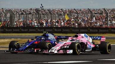 Formula 1 Silverstone: tante investigazioni anche a fine gara