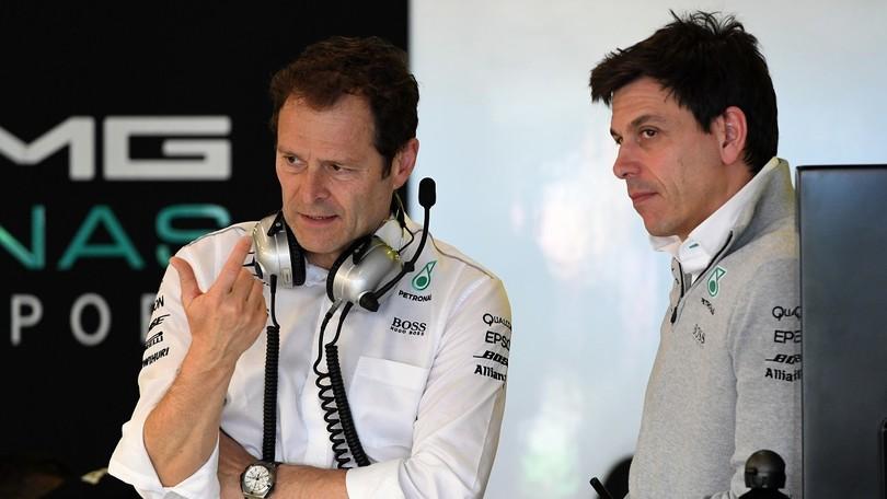 F1: Aldo Costa e Mark Ellis lasciano la Mercedes - Motorsport