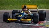 Minardi-Lambo, torna in pista la M191B