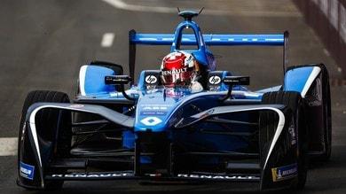 Formula E New York: Buemi in pole, Vergne ultimo