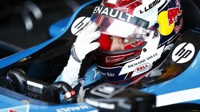 Formula E New York, Buemi in pole precede le Techeetah