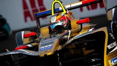 Formula E New York, Vergne argine all'Audi iridata