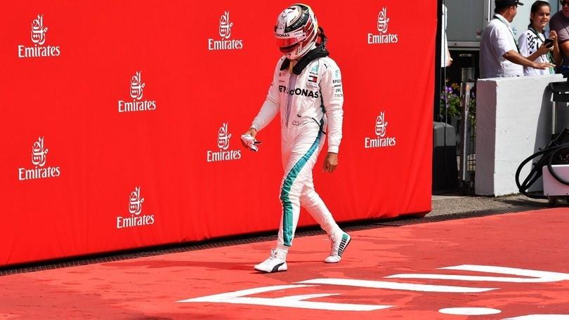 F1: Germania, vittoria di Hamilton
