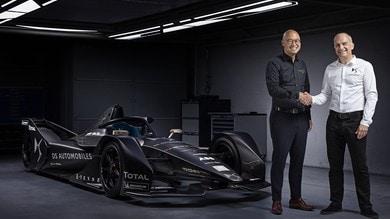 Formula E, DS-Techeetah l'accordo è ufficiale