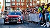 Rally Finlandia: le Citroen più veloci a sorpresa nello shakedown