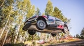 Rally Finlandia,Tänak e Toyota volano verso la vittoria