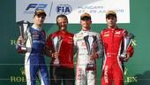 F2Hungaroring, Feature Race:Nyck de Vries riporta la Prema al successo