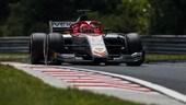 F2 Hungaroring, Sprint Race:Albon beffa Ghiotto sul finale