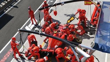 Ferrari, nessuno può incolpare gli imprevisti