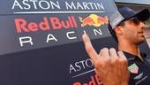 Colpo di scena Ricciardo: lascia Red Bull a fine stagione, destinazione Renault