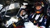 Sébastien Ogier esordisce con la Mercedes nel DTM