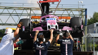 F1, Lawrence Stroll salva la Force India