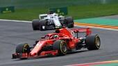 F1 Belgio, le qualifiche: foto