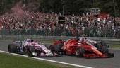 F1 Belgio, la gara: foto