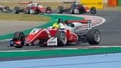 Euro F3, Misano:una vittoria e un terzo posto da protagonista perMick Schumacher