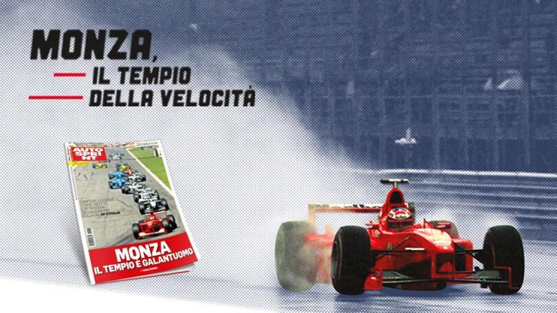 Monza, il Tempio è Galantuomo: in edicola lo speciale sul Gp d ...