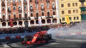 Formula 1 Monza: lo spettacolo in città del Milan F1 Festival