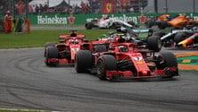 Formula 1 Monza, la gara: foto