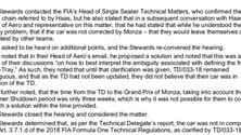 Formula 1 Monza, la squalifica di Grosjean: foto