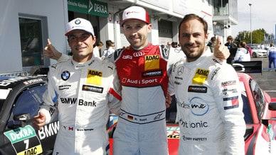 DTMNurburgring,René Rast domina gara 1