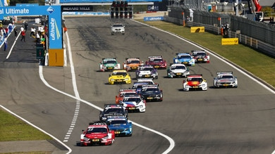 DTM Nurburgring,Rast ci ha preso gusto: successo anche in gara 2
