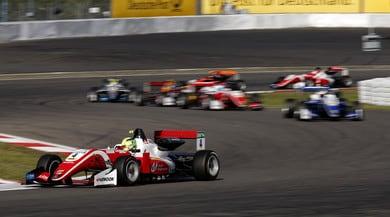 Euro F3 Nurburgring,Mick Schumacher vince tre volte e mette il titolo nel mirino