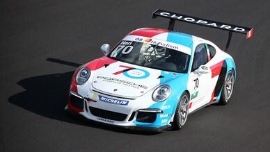 Porsche Experience, emozioni a Vallelunga