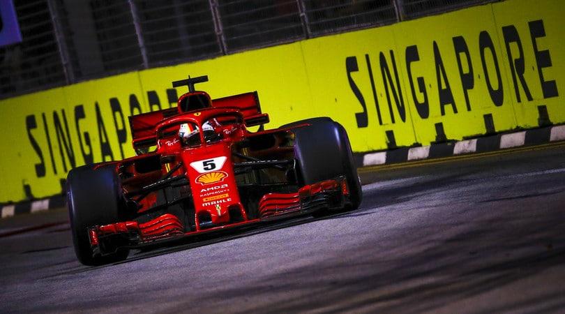 Formula 1, Vettel