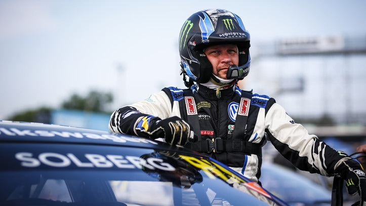 Rally Catalunya, ci saràPetter Solberg sullaPolo GTI R5