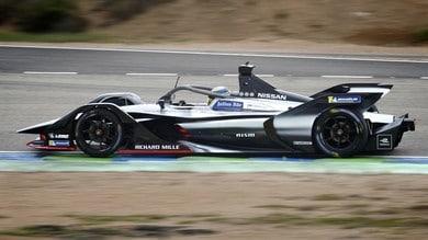 Formula E, Nissan schiera Buemi e Albon
