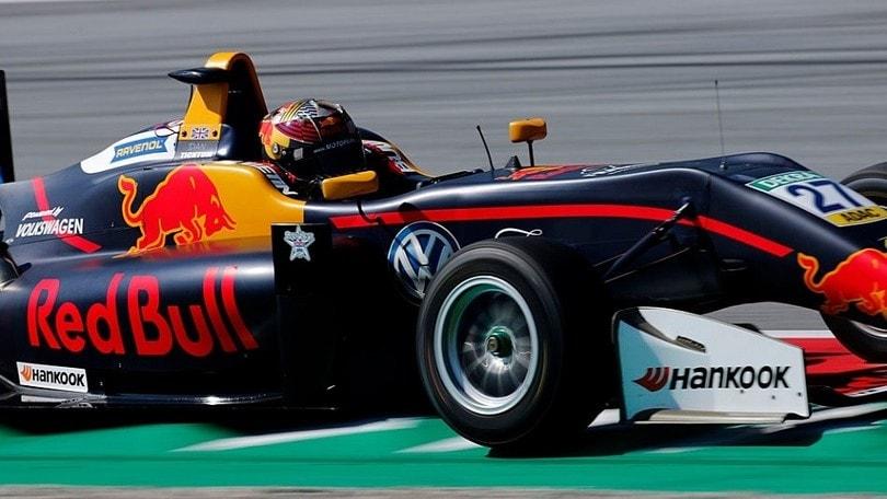 F3, i dubbi di Ticktum sulla competitività di Schumacher