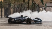 Formula E, svelate le curve della gara a Ryiad
