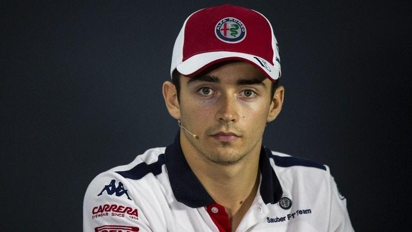 F1, Gp Russia, Leclerc:
