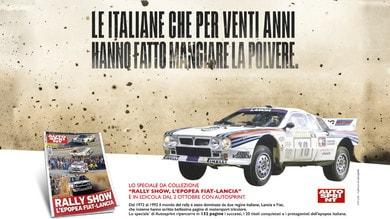 Rally Show, Autosprint porta in edicolal'epopea Fiat-Lancia