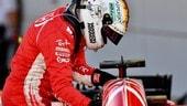 Formula 1 Giappone, Vettel: Verstappen non mi ha dato spazio, poi tutto un disastro